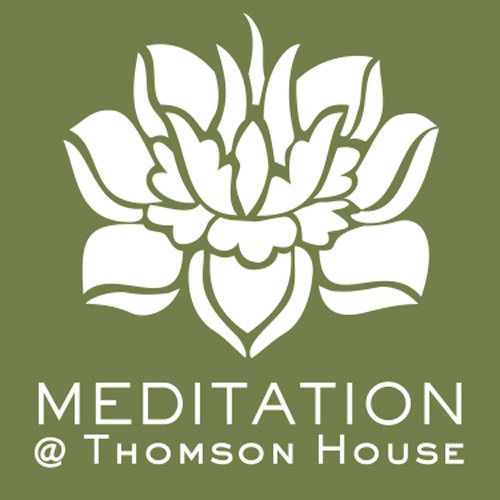 Meditation at Thomson House logo